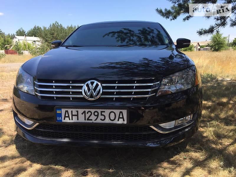 Volkswagen Passat B7 2013 в Славянске