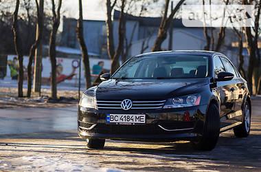 Volkswagen Passat B7 2012 в Львові