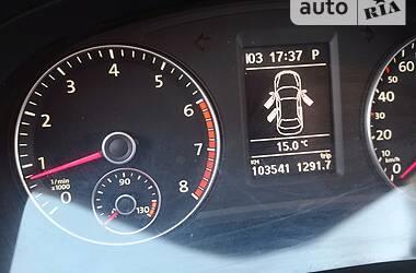 Седан Volkswagen Passat B7 2012 в Чернівцях