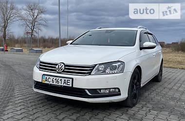 Volkswagen Passat B7 2011 в Любомле
