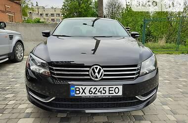 Volkswagen Passat B7 2014 в Хмельницком