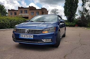 Седан Volkswagen Passat B7 2016 в Кропивницком