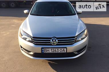 Седан Volkswagen Passat B7 2013 в Одесі