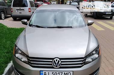 Седан Volkswagen Passat B7 2013 в Києві