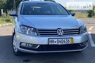 Унiверсал Volkswagen Passat B7 2012 в Дрогобичі
