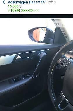 Унiверсал Volkswagen Passat B7 2013 в Новодністровську