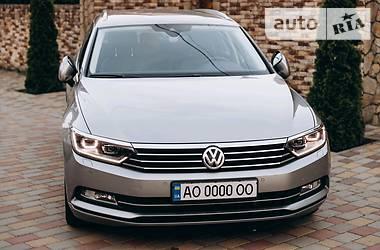 Volkswagen Passat B8 2015 в Ужгороді