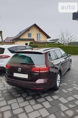 Унiверсал Volkswagen Passat B8 2015 в Києві