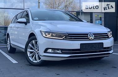 Универсал Volkswagen Passat B8 2018 в Луцке