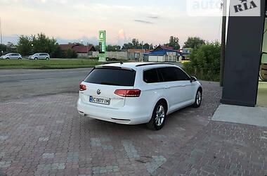 Унiверсал Volkswagen Passat B8 2016 в Самборі