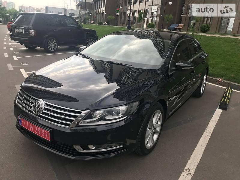 Volkswagen Passat CC 2012 года в Киеве