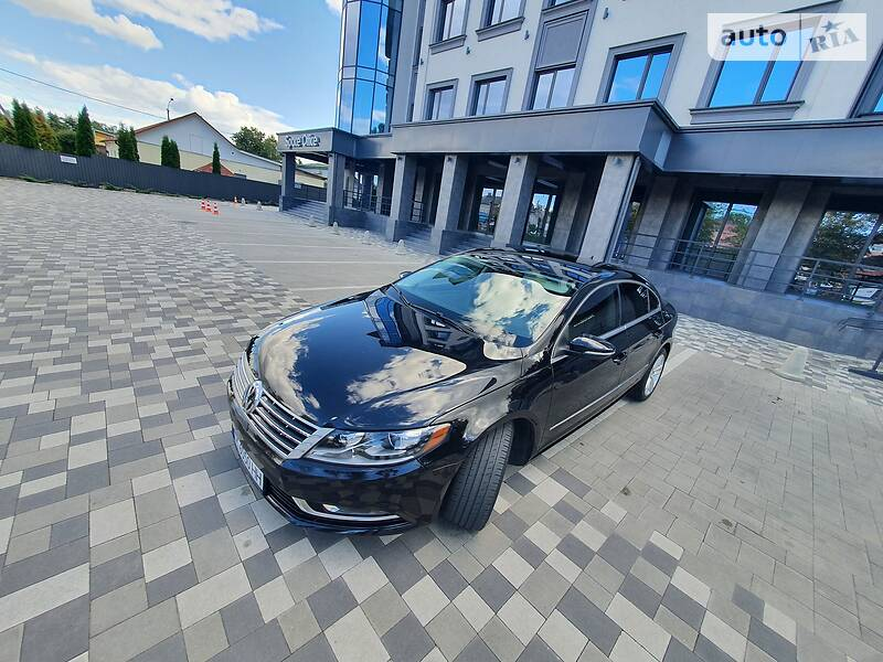 Седан Volkswagen Passat CC 2013 в Ровно
