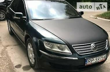 Volkswagen Phaeton 2003