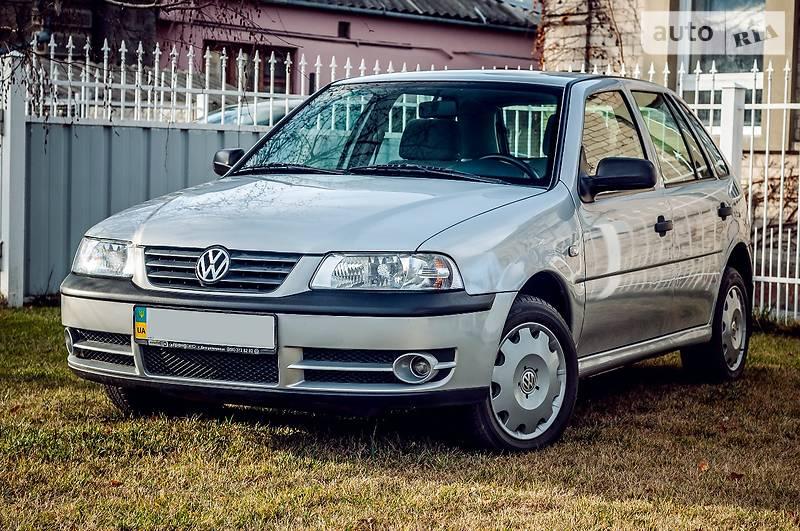 Volkswagen Pointer 2006 в Днепре