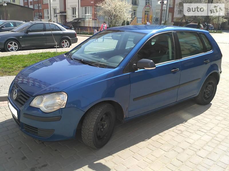 Volkswagen Polo 2007 в Ивано-Франковске