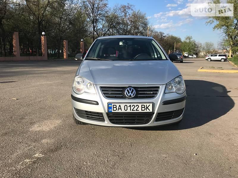Volkswagen Polo 2007 в Кропивницком