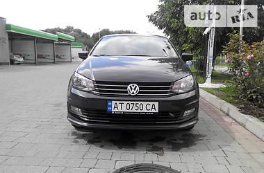 Volkswagen Polo 2016 в Ивано-Франковске
