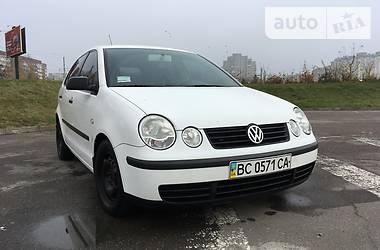 Volkswagen Polo 2003 в Львові