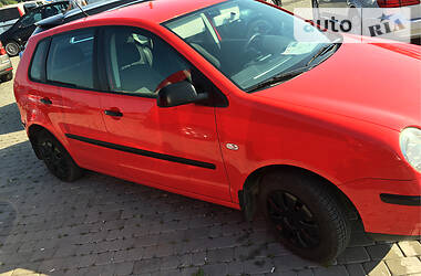 Volkswagen Polo 2003 в Глыбокой