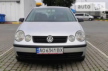 Хэтчбек Volkswagen Polo 2003 в Ужгороде
