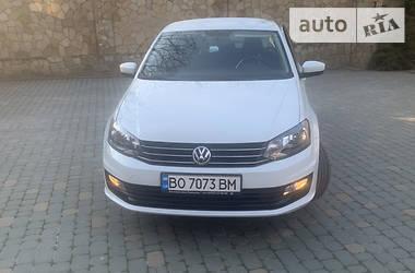 Седан Volkswagen Polo 2018 в Тернополе