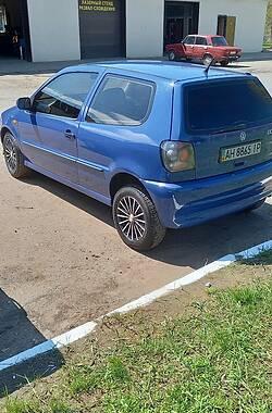 Хэтчбек Volkswagen Polo 1998 в Торецке