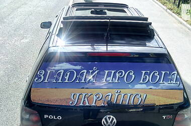 Хетчбек Volkswagen Polo 2000 в Вінниці