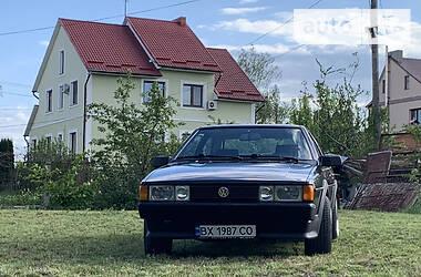 Volkswagen Scirocco 1987 в Кам'янець-Подільському