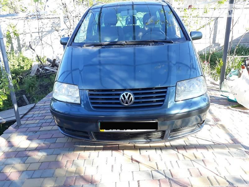 Volkswagen Sharan 2002 в Одессе