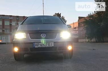 Volkswagen Sharan 2004 в Запоріжжі