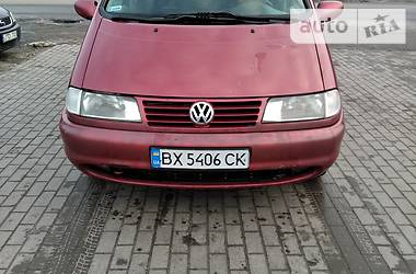 Volkswagen Sharan 1997 в Полонном