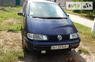 Volkswagen Sharan 1998 в Белой Церкви