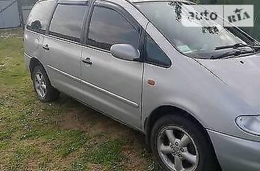 Volkswagen Sharan 2000 в Бориславе
