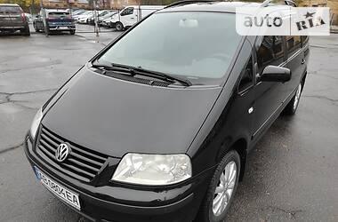 Минивэн Volkswagen Sharan 2003 в Виннице