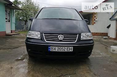 Мінівен Volkswagen Sharan 2009 в Кам'янець-Подільському