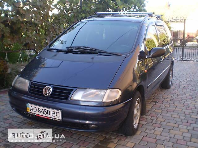 Volkswagen Sharan 1996 в Виноградове