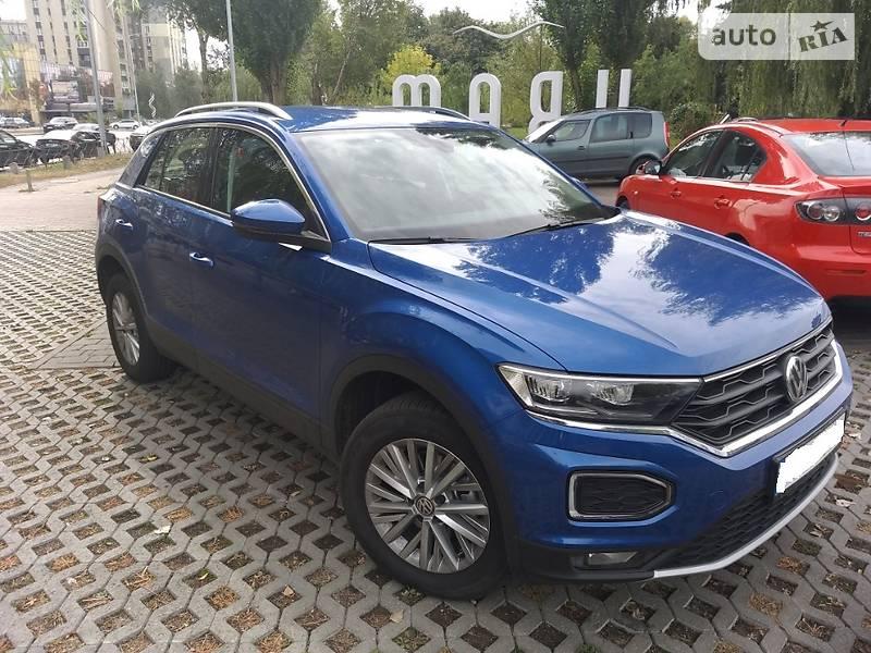 Volkswagen T-Roc 2019 в Киеве