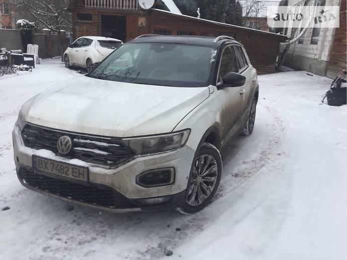 Volkswagen T-Roc 2019 в Хмельницком