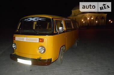 Volkswagen T2 (Transporter) пасс. 1975 в Одессе