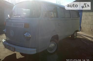Volkswagen T2 (Transporter) T2b 1977