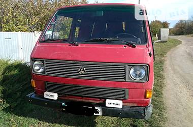 Volkswagen T2 (Transporter) 1982 в Желтых Водах