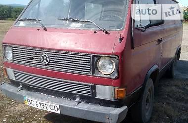 Volkswagen T2 (Transporter) 1989 в Самборі