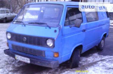 Volkswagen T2 (Transporter) 1990 в Луцьку