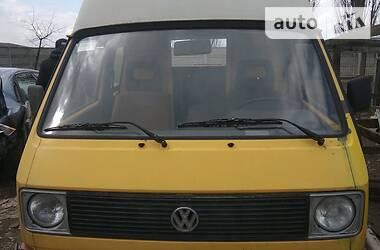Легковий фургон (до 1,5т) Volkswagen T3 (Transporter) груз-пас. 1990 в Луцьку