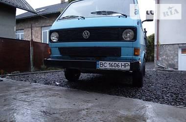 Volkswagen T3 (Transporter) груз. 1982 в Дрогобыче