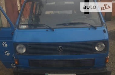 Volkswagen T3 (Transporter) груз. 1990 в Луцке