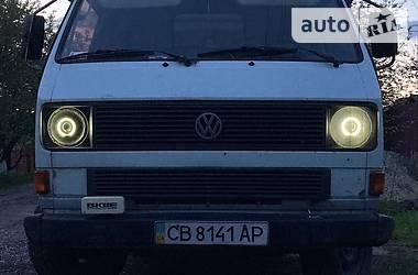 Минивэн Volkswagen T3 (Transporter) груз. 1989 в Бобровице