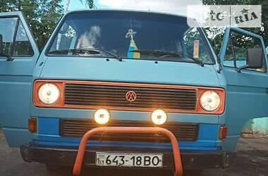 Volkswagen T3 (Transporter) пасс. 1987 в Изяславе