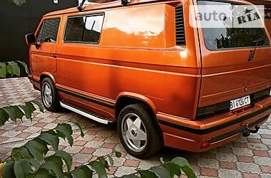 Легковий фургон (до 1,5т) Volkswagen T3 (Transporter) пас. 1987 в Оржиці