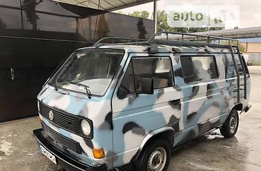 Мінівен Volkswagen T3 (Transporter) пас. 1988 в Кам'янець-Подільському